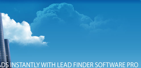 Lead finder, leads